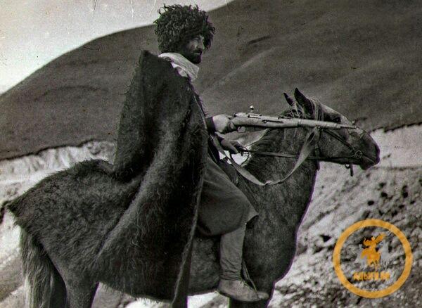 Письмо кемиргоевского князя Арслан-бея коменданту Согуджака Ферах Али-паше