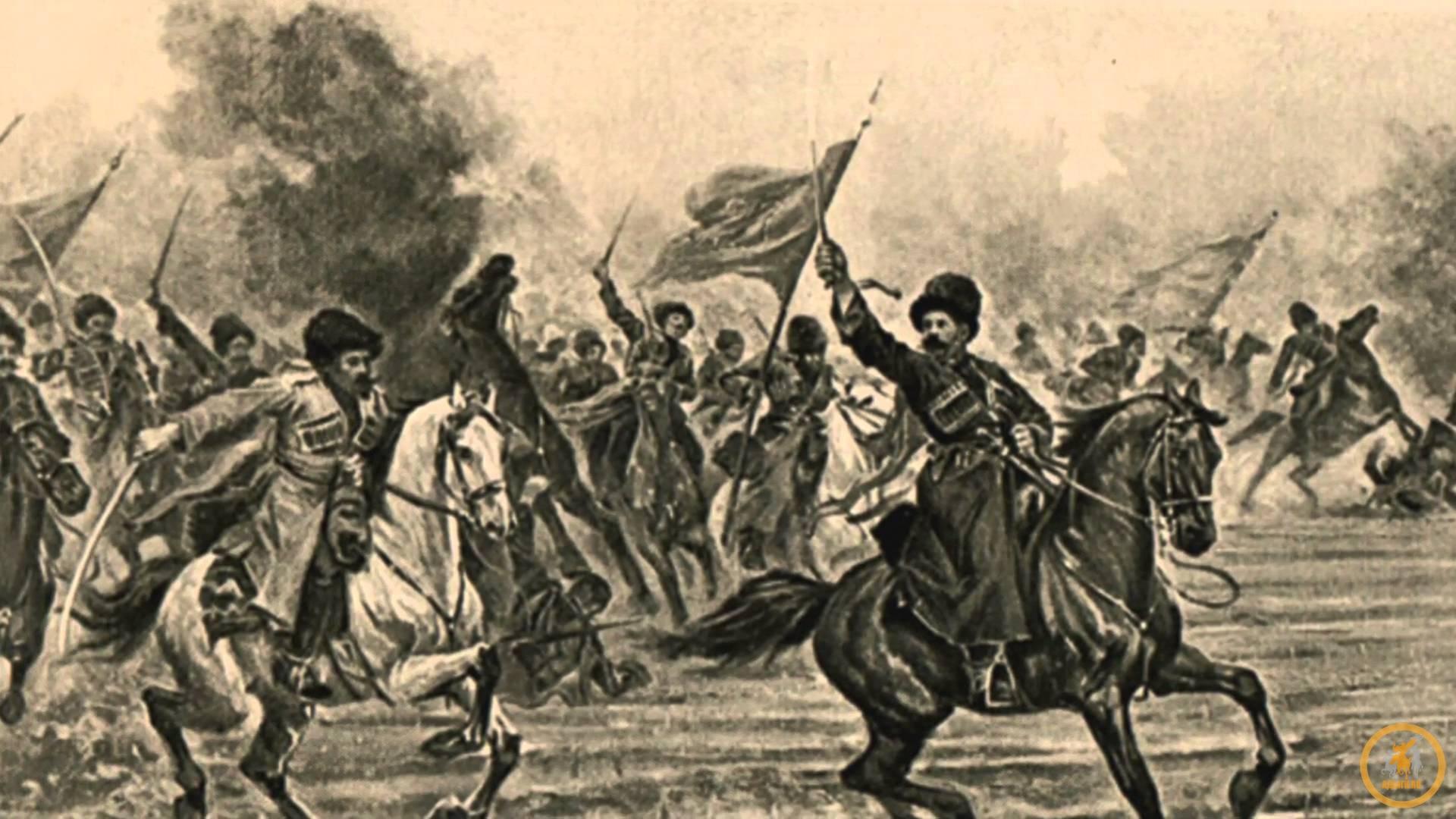 Документы свидетельствующий о войне Шагин-Гирея против черкесов
