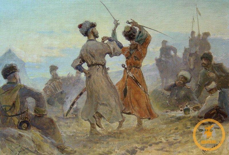Рапорт татара Мехмеда, побывавшего в окрестностях Анапы, о положении в Черкесии