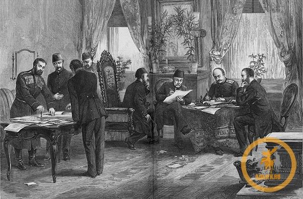 Обращение генерала Эммануэля  к князьям о не вмешательстве в Османско-русскую войну