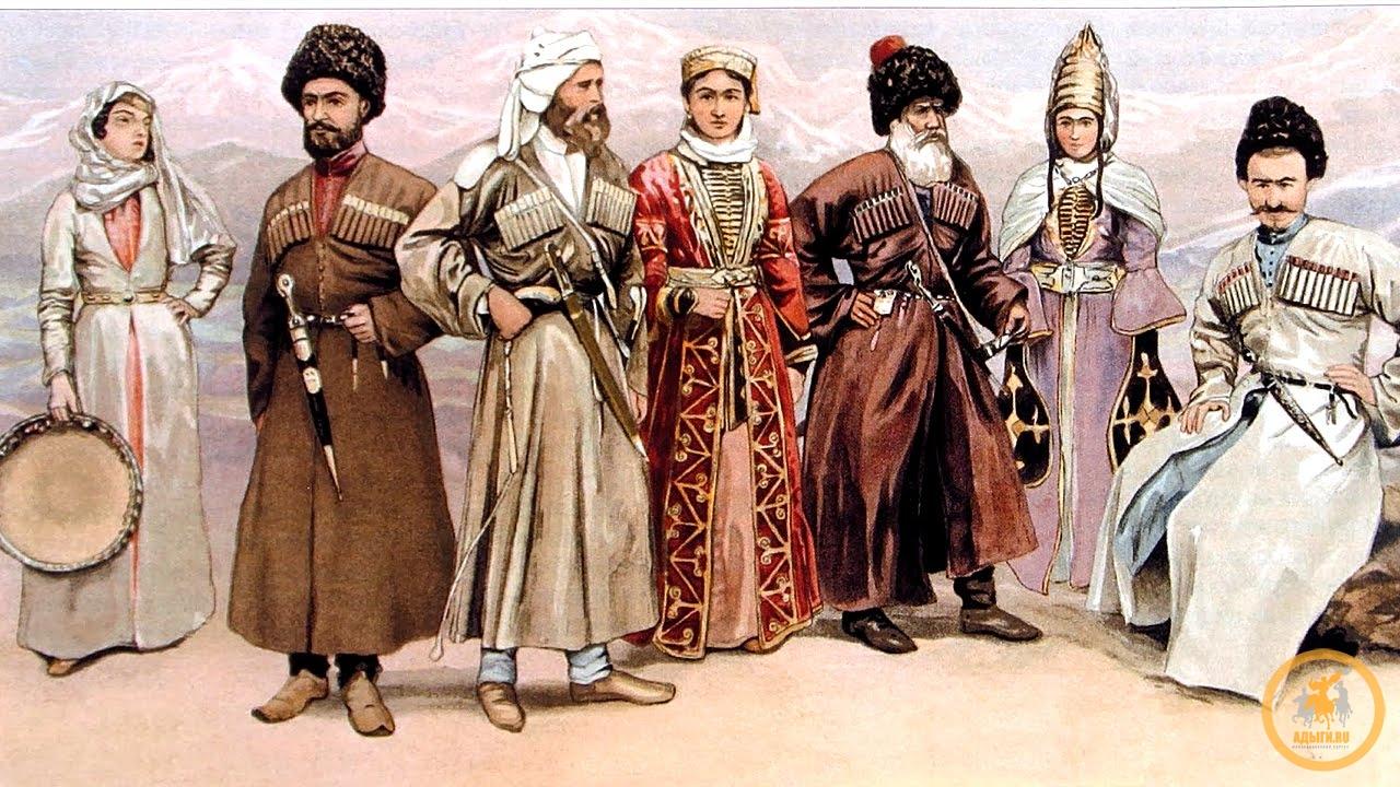 Кто такие садзы и где они жили на Кавказе?