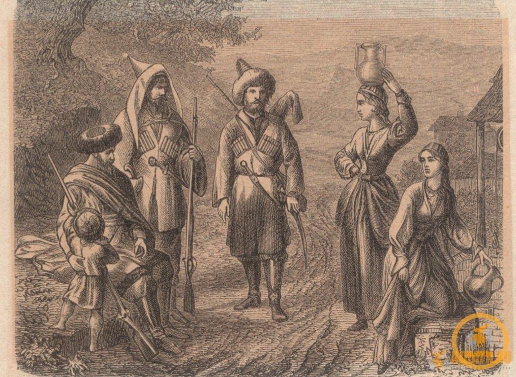 Смерть бжедугского князя Аходягоко