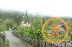АБАЗИНКА Село на левобережье долины р. Мацесты