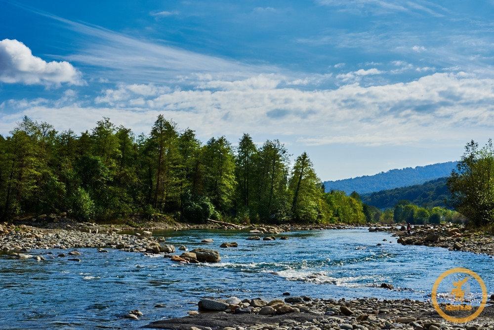 АГОЙ - адыгское название реки в Туапсинском районе