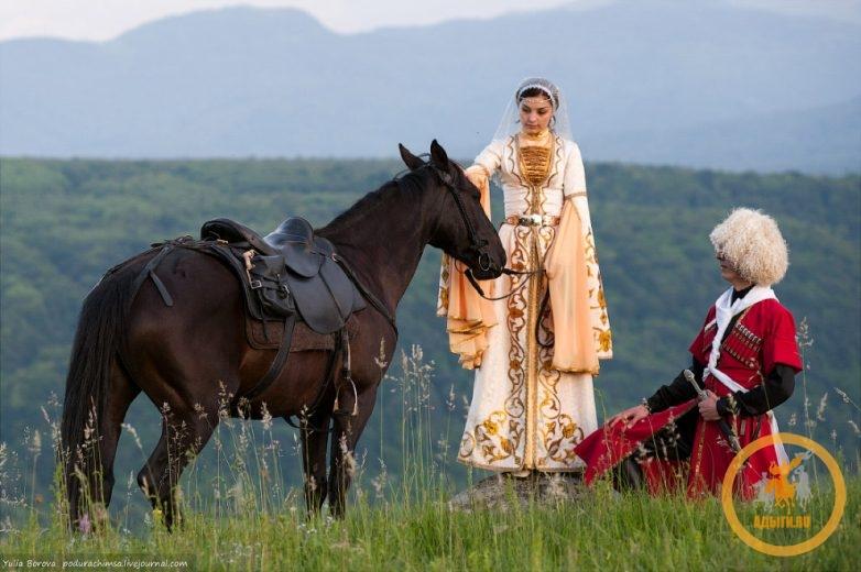 Культура коневодства у древних адыгов