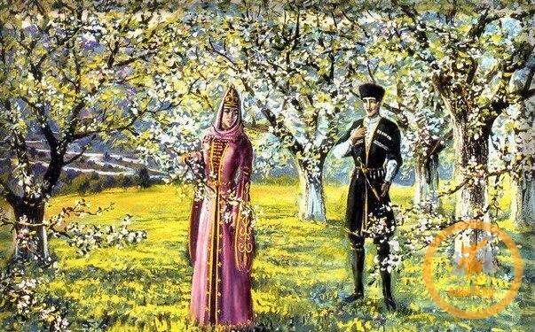 Древние черкесские сады – одна из величайших загадок в истории Северного Кавказа