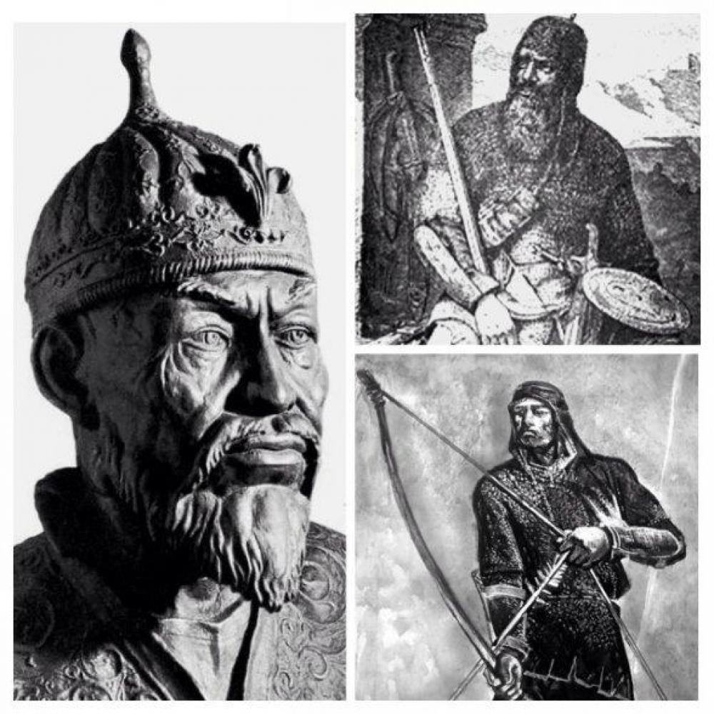 Первый поход монголов на Северный Кавказ