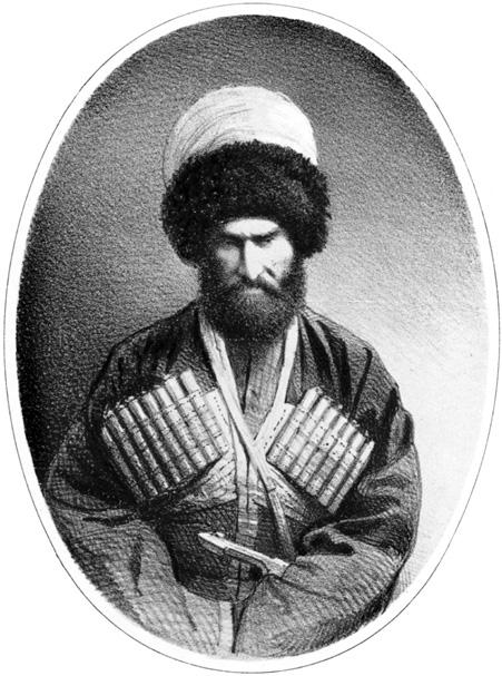 Магомет-Амин в судьбе черкесов в период Кавказской войны