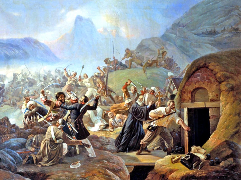 Образ жизни черкесов перед Кавказской войной