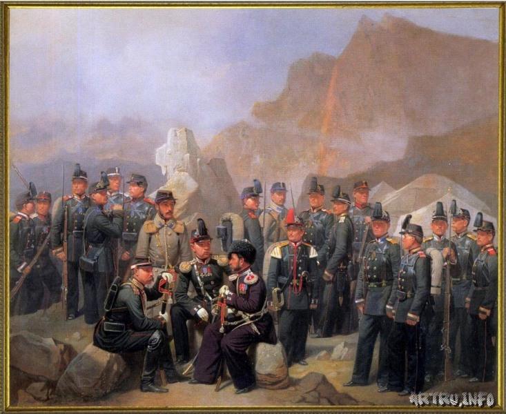 Ермолов был отстранен от управления Кавказским корпусом по наговору