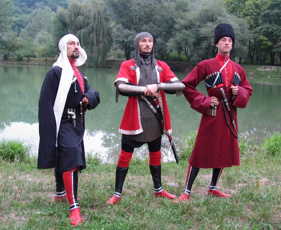 Адыгеи — древний народ Северного Кавказа