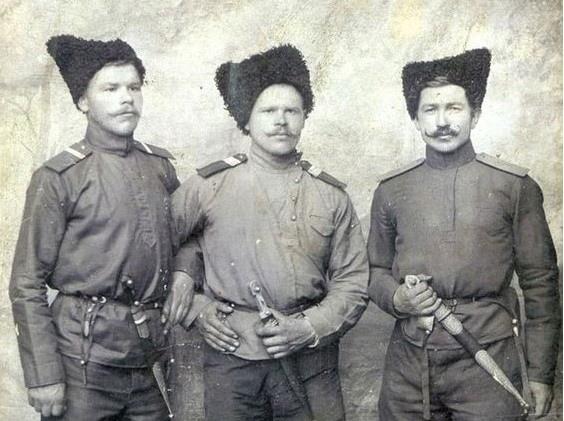 Чем занимались первые казаки?