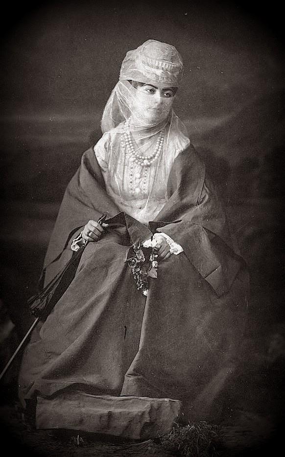Матери султанов Османской Империи - черкешенки