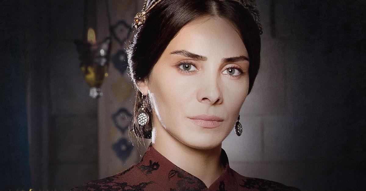Гюльбахар Махидевран Султан - Жена османского султана Сулеймана I