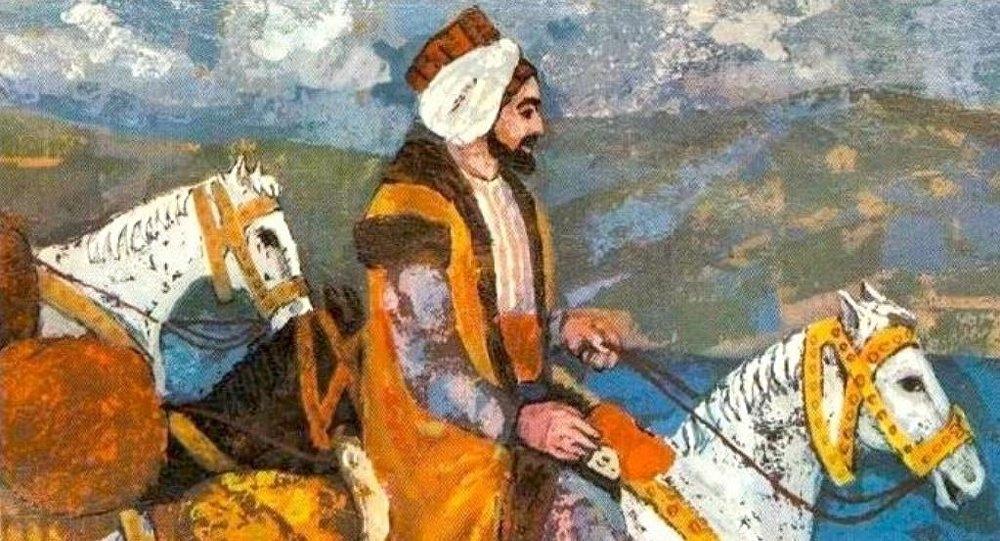 Первые упоминания о убыхах сделал турецкий путешественник Эвлия Челеби