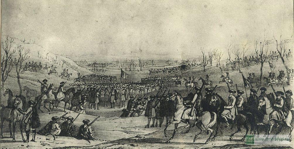 Русские генералы о расселении убыхов во время Кавказской войны