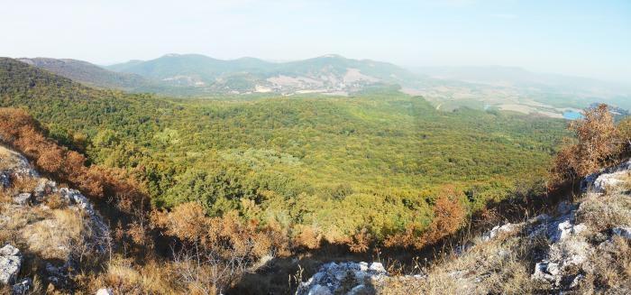 Черкесское укрепление в Кабарде