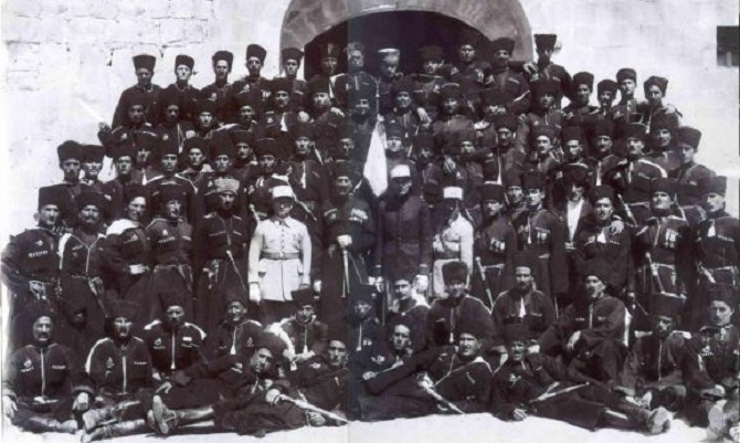 Черкесские части Иностранного Легиона