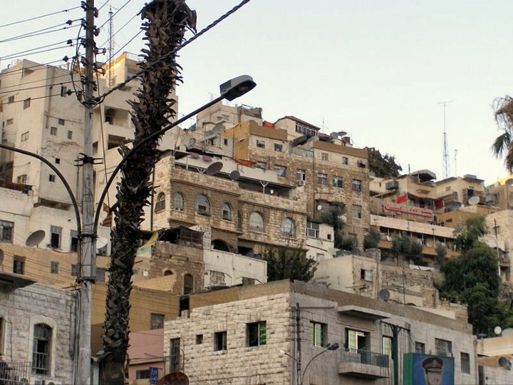 Населённые пункты, основанные Адыгами в Иордании: