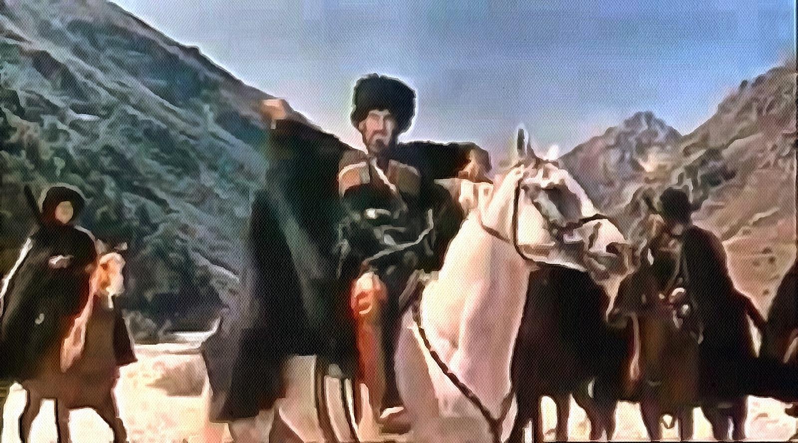 А.С. Бэшорэ: Что писали иностранцы о черкесах