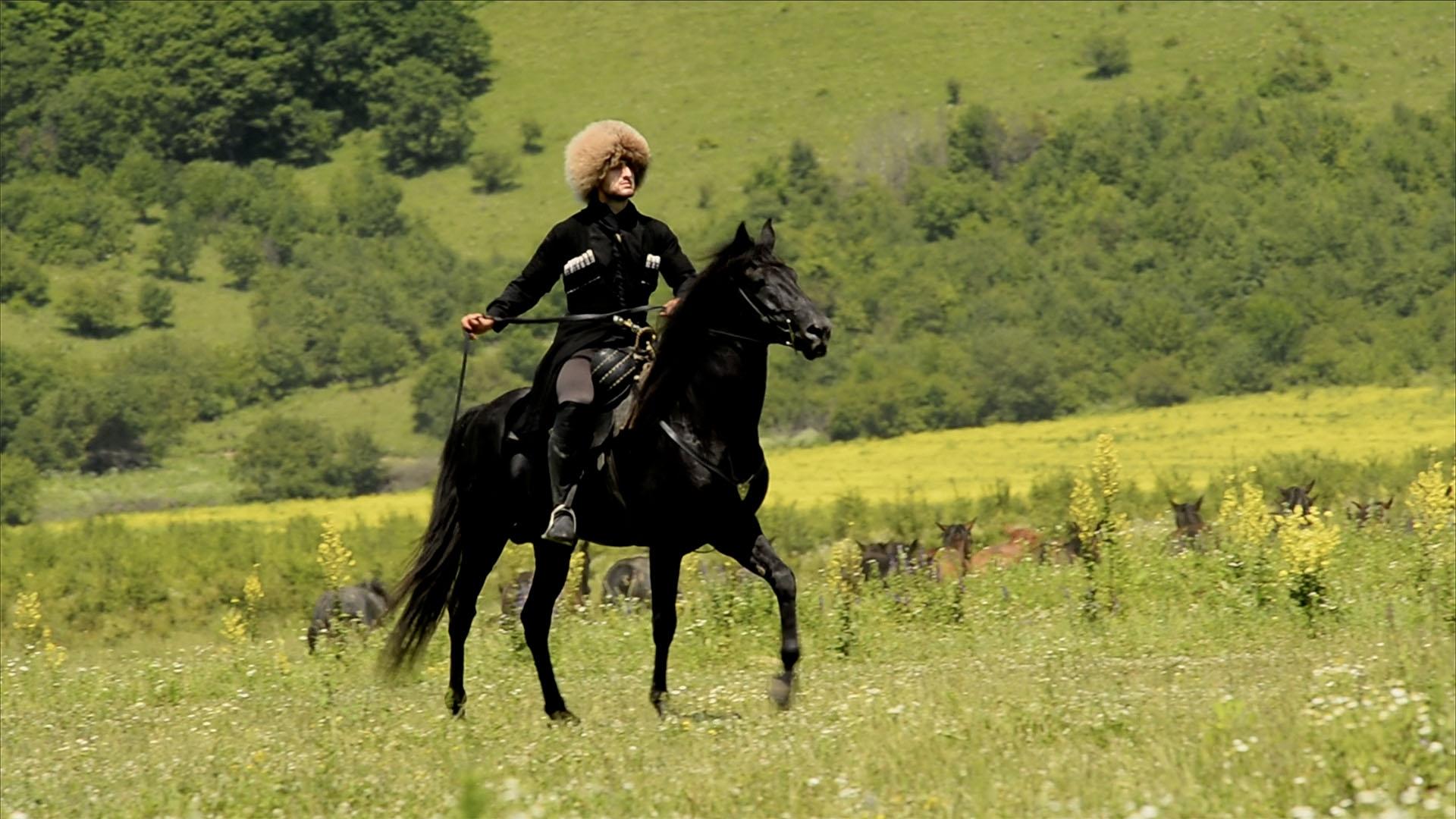 История о верности адыга своему коню