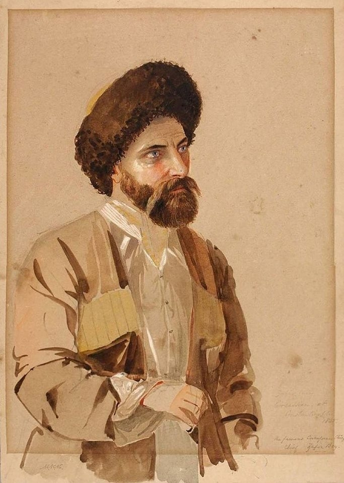 Отец знаменитого политического лидера черкесов Сефербея Заноко - Мамат-Гирей Зан - имел собственные суда и вел обширную торговлю