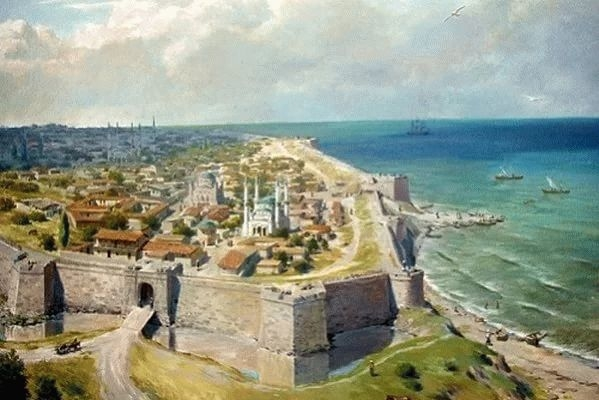 """Арест турецкого полковника, прибывшего на собственном корвете """"Мисомврио"""