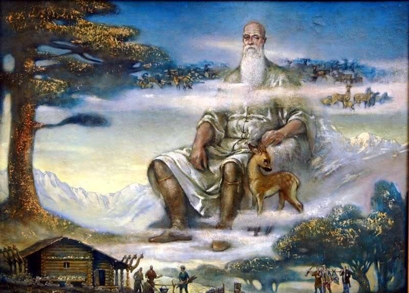 В древней мифологии черкесов был покровитель мореходов