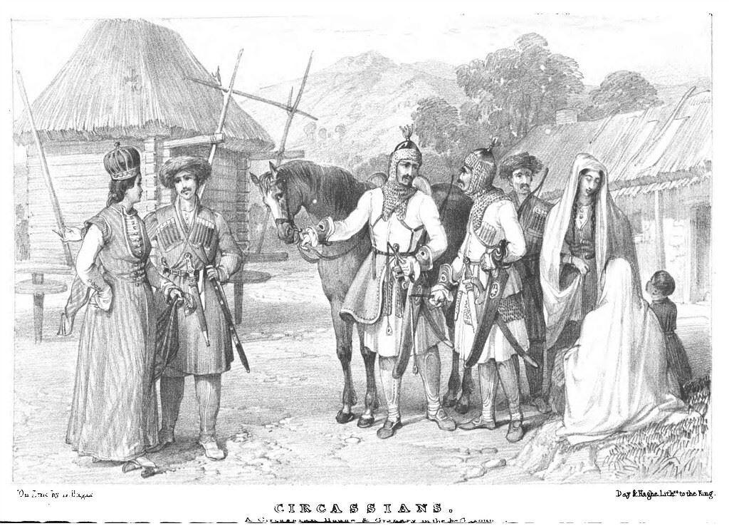 О древнем народе Сапахаси, живший до казаков и черкесов на Черноморском побережье