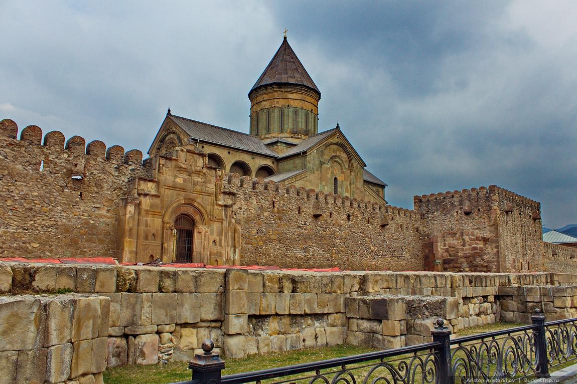 Черкесы играли определенную роль в истории Грузии