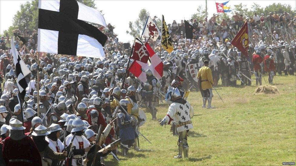Причины миграции черкесов в Великое Княжество Литовское