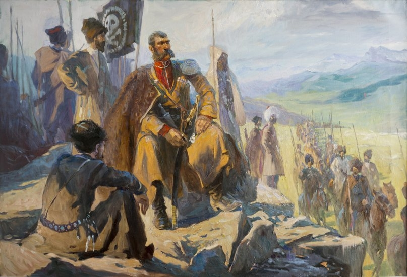 """Русские офицеры называли уклад жизни черкесов - правильным гражданским обществом """"европейского типа"""""""