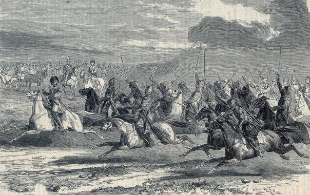Русский офицер Торнау о ожесточенной войне на Кавказе