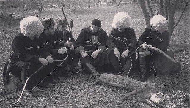 Программа заселения Кавказа и переселение туземных племен