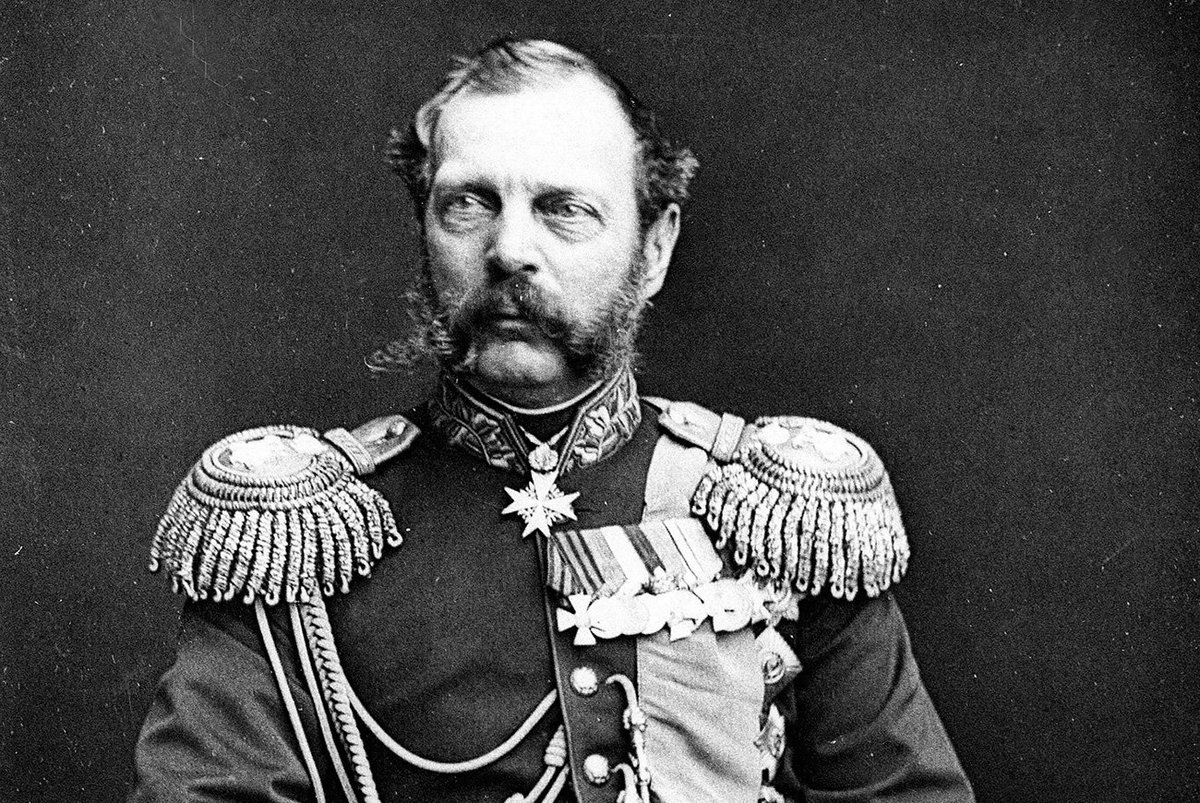 Как император Александр II договаривался с горцами о мире и их усмирении?