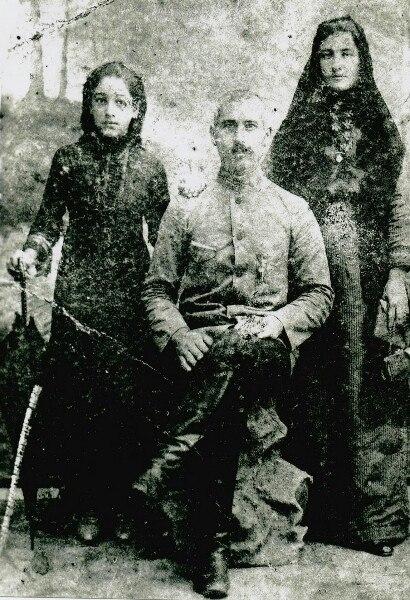 Кавалер ордена Георгия, Почешхов Учужук одним из тех кто покинул Империю
